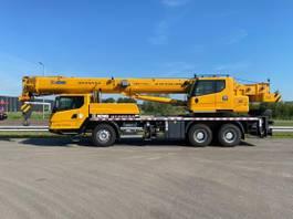 all terrain cranes XCMG QY25K5A 25 Ton 6x4 Hydraulic Truck Crane 2018