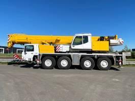 All-Terrain-Kran Tadano Faun ATF 90G-4 90 Tonne 8x6x8 All Terrain Crane 2009