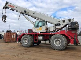 All-Terrain-Kran Link Belt RTC8090 90 Ton 4x4x4 Rough Terrain Crane 2009