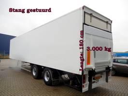 closed box semi trailer GS Meppel 2 As Oplegger Gesloten, OF-17-VF 1998
