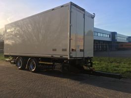 closed box trailer GS Meppel AN-1800 Wipkar Gesloten WH-JX-44 2003