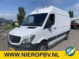 refrigerated van Mercedes-Benz 313CDI L2H2 Koel/Vries Automaat Airco Navi Camera 2014