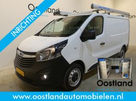 Kastenwagen Opel 1.6 CDTI L1H1 Servicebus / Sortimo Inrichting / Airco / Cruise Control /... 2017