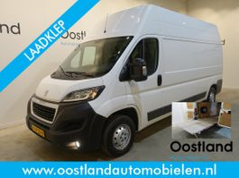 Kastenwagen Peugeot 2.2 HDI L3H3 XT / Laadklep / Airco / Cruise Control / Navigatie / 3-Zits... 2016