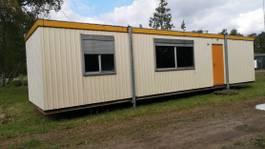 Büro- und Wohncontainer De Schans