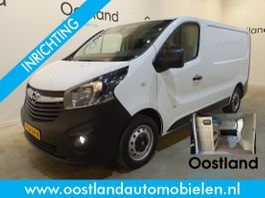 Kastenwagen Opel 1.6 CDTI L1H1 120 PK Servicebus / Sortimo Inrichting / Airco / Cruise Co... 2017