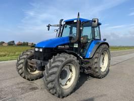 farm tractor New Holland TS 115 2001
