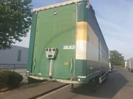 tilt semi trailer Samro TS38 2009