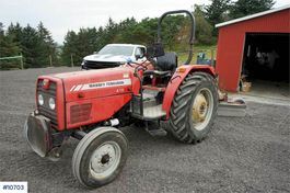 farm tractor Massey Ferguson MF410 Tractor with many hydr outlets. Few hours. 2007