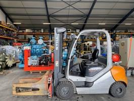 forklift Still RX 70-25 T 2 ton LPG Triplex Sideshift Positioner Freelift Balenklem Heftruck 2016