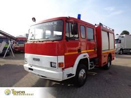 Feuerwehrauto Iveco 135-17 Manual + Firetruck 1990