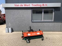 road sweeper veegmachine veegborstel 130cm hydraulisch met opvangbak