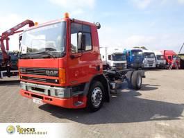 Fahrgestell LKW DAF 65.210 ATI + BLAD-BLAD 1993