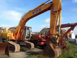 crawler excavator Hitachi XE285 2001