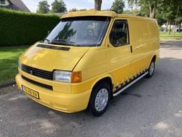 closed lcv Volkswagen T4 Transporter T4 1998