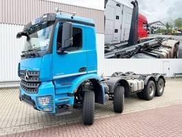 container truck Mercedes-Benz 4148 K 8x4/4 Grounder Arocs 4148 K 8x4/4 Grounder, Retarder 2020