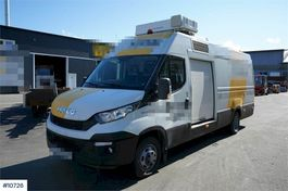other construction machine Iveco 50-17 170 hp Cutter truck with Insituform VI 2016