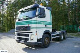 Standard SZM Volvo FH 440 6x4 Tractor with hydraulics and hub reductio 2006