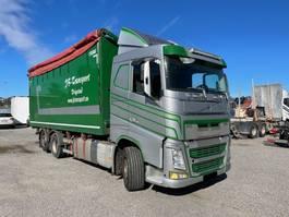 tipper truck Volvo FH 13 6x2, Gearbox: i-Shift, Euro 6, WoodChip-truck, 2015 2015