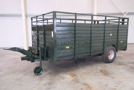 other farming trailers and semi trailers Universal Veewagen