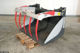 silage gripper attachment Pelikaanbak 210cm