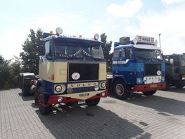 Oldtimer-LKW Volvo F88 Chassis 6X2 1977