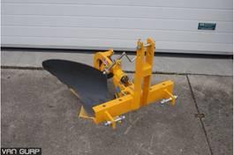 montierter Pflug AM18
