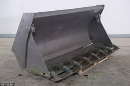 front loader bucket attachment Volvo 3 in 1 bak Zettlemeyer / Volvo L40 (220cm)