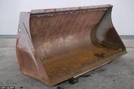 front loader bucket attachment Volvo Dichte bak L50 / L60 / L70 / L90