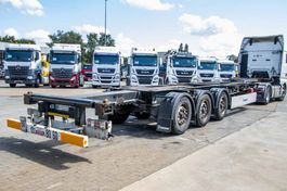 swap body trailer semi trailer Krone PORTE CONTAINER 20''-30''-40''-45'' 2015
