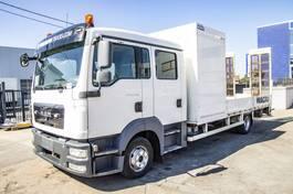 tow-recovery truck MAN TGL 12 BL -DOKA- 185 453 KM 2013