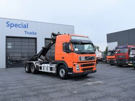container truck Volvo FM 400 6x4 Chain/Ketting Container system 2008