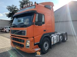 cab over engine Volvo FM 440 MANUAL - EURO 5 - 3 AXLE 6x2 - HYDRAULICS - NL TRUCK - TOP! 2008