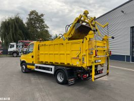 container truck Iveco 70C17 Haller 7m3 2013