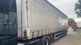 sliding curtain semi trailer Tracon T01727 Hardhouten Vloer 2012