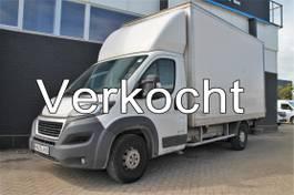 closed lcv Peugeot 335 2.0 HDI 130PK L3 Bakwagen - Airco - Navi - D'Hollandia Laadklep - € ... 2017