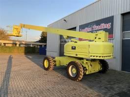 telescopic boom lift wheeled Genie S-85 4x4 2002