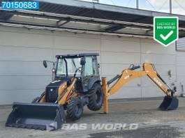 backhoe loader Case 851 EX-4WD NEW UNUSED - 4/1 BUCKET 2021