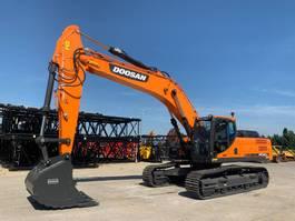 crawler excavator Doosan DX 340 LC (2pieces) 2021
