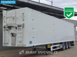 walking floor semi trailer Knapen Trailers K100 92m3 6mm Floor 3 axles *New Unused* 2021