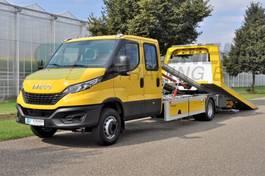 tow-recovery truck Iveco Daily 70 C18 Tevor Alu EURO: 6D * NEW* NEU*NIEUW !!! 2021