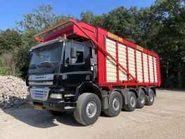 walking floor truck Ginaf X 5450S 430 (renovated)   Euro 3   Manual gearbox   Old-Tacho   Harvest   KAWECO Silage system 2015   10x8 X 5450S 430 (renovated)   Harvest   KAWECO Silage system 2015   10x8 2003