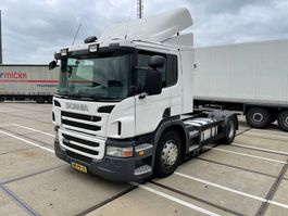 cab over engine Scania P280 Daycab P280 A Daycab   Automatic gearbox   Euro 5 2012