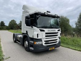 cab over engine Scania P310 Daycab LNG   Retarder   Automatic gearbox   Euro 5 EEV 2012
