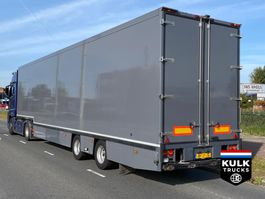 refrigerated semi trailer Floor Race / Flower / Mobile home THEO MULDER / NEW TUV / APK 2005