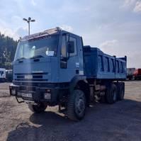 tipper truck Iveco Eurotrakker 260 E34 2002