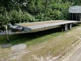 flatbed car trailer Other WST Edition Spezial Überlänge 8,5 m 2021