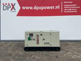 generator Cummins 4BTA3.9-G2 - 66 kVA Generator - DPX-19833 2021