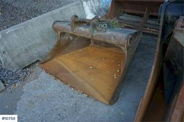 miscellaneous attachment Gjerstad cleaning bucket. 650L. 60 coupling 2012