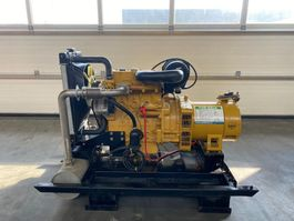 generator Perkins 404C-22 Olympian Leroy Somer 22 kVA generatorset